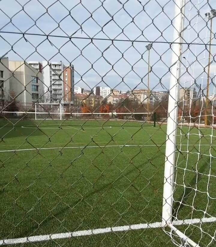 Polo sportivo liceo Classico Campobasso