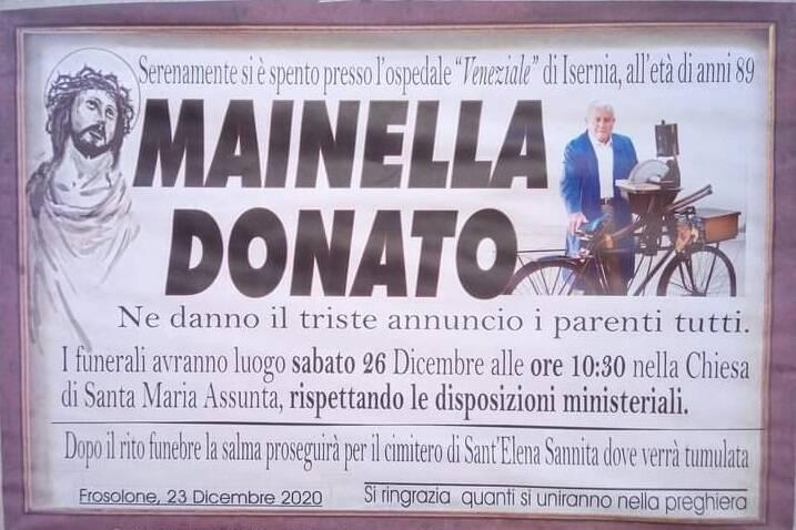 Manifesto arrotino