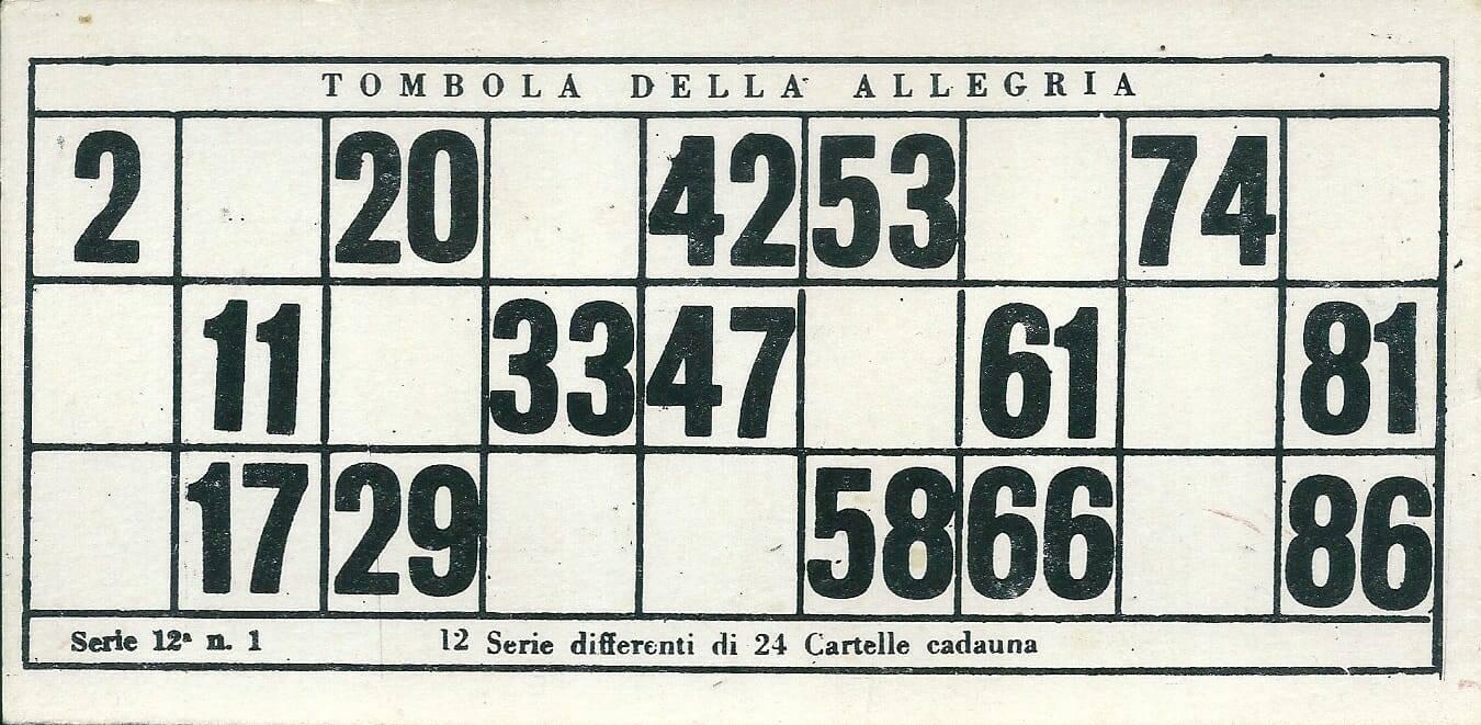 tombolata on line scuola Ferrazzano