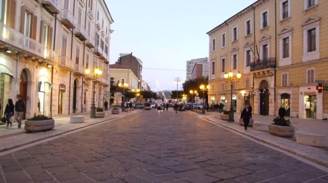 piazza prefettura Campobasso foto Comune