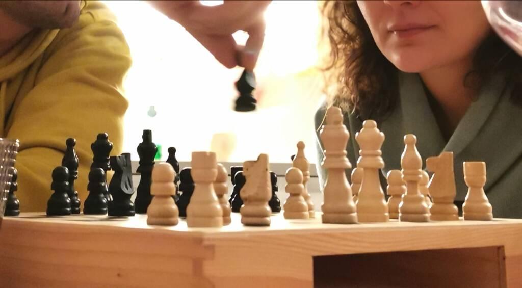 scacchi giochi di natale
