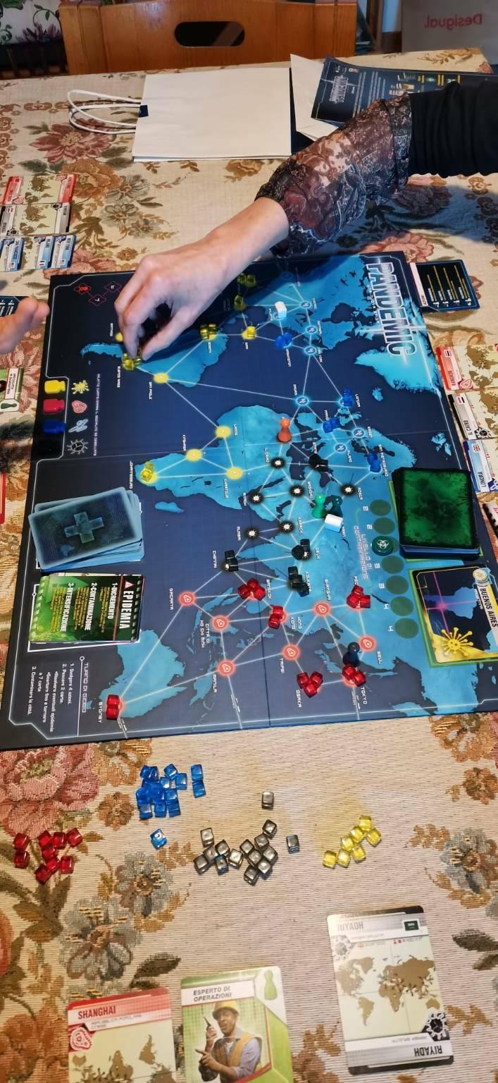 pandemic giochi di natale