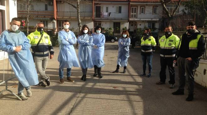 protezione civile pro lab petacciato centro anziani