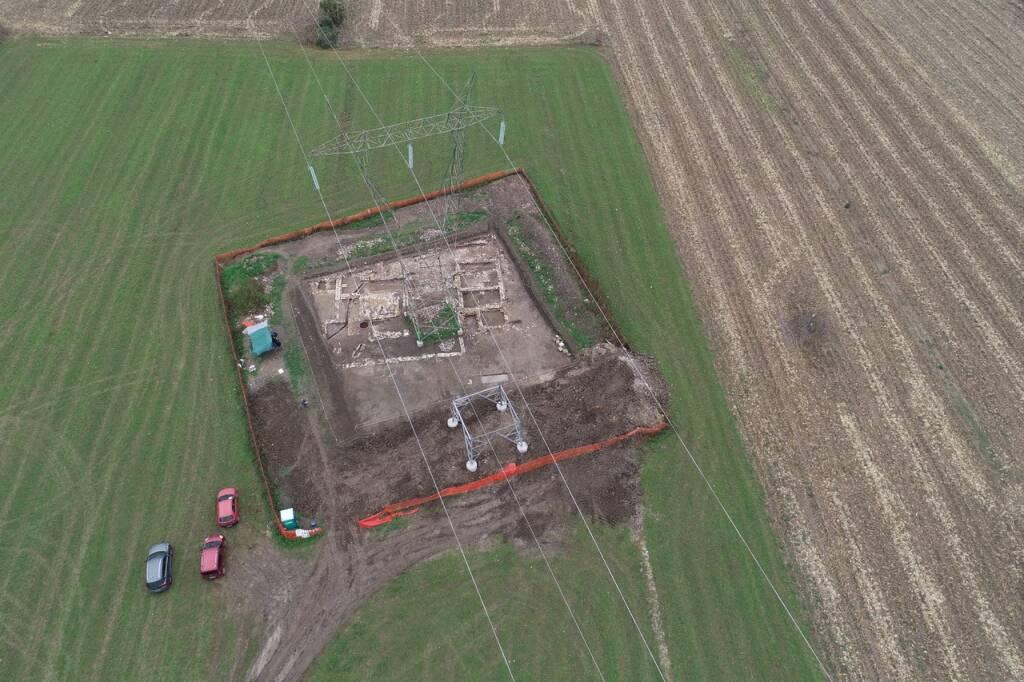 villa romana scavi venafro
