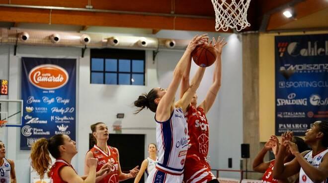 Basket, Magnolia vs Empoli