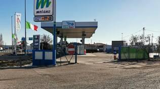 Distributote metano termoli nuovo aperto