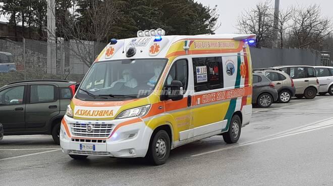 Ambulanza Covid