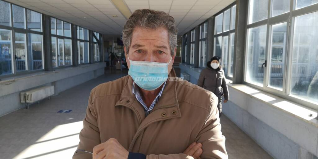 Giustini ospedale Cardarelli Campobasso