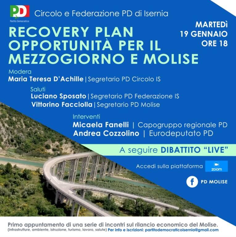 recovery seminario pd