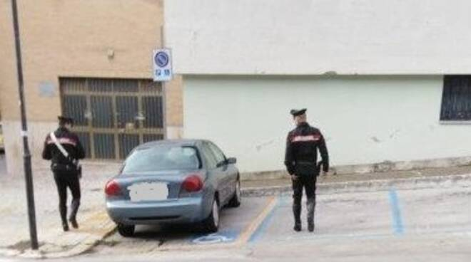 carabinieri isernia disabili