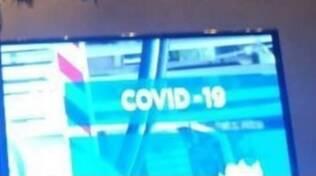 Covid tv
