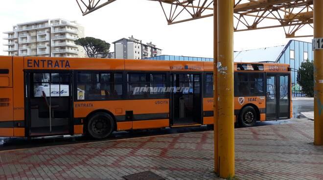 Campobasso terminal autobus Seac
