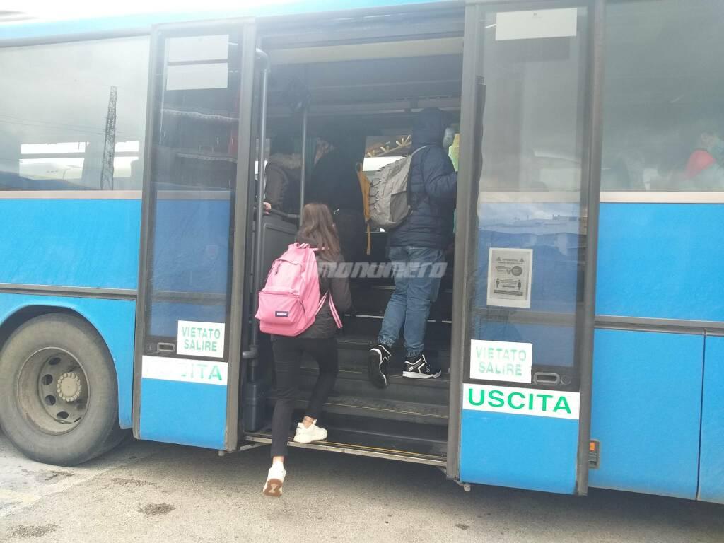 studenti autobus