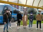 rappresentanti studenti basso molise terminal bus sciopero