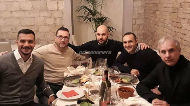 Campobasso calcio Gesuè Rizzetta Cirincione De Francesco Mandragora