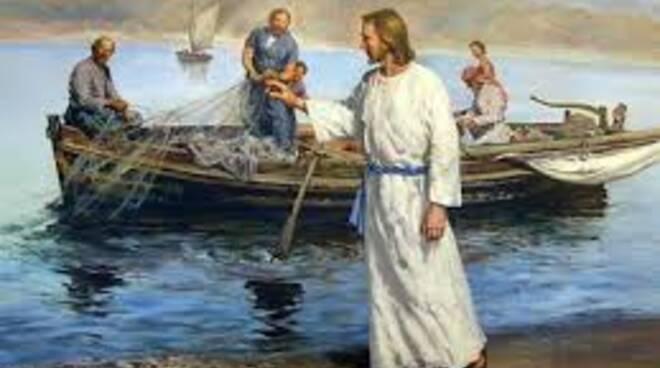 gesù pescatori