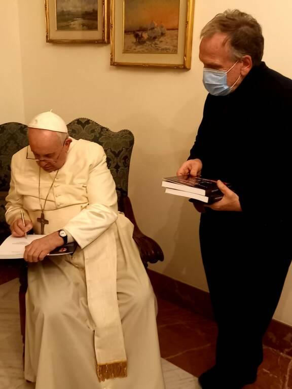papa francesco don benito giorgetta