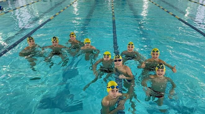 esordienti nuoto venafro