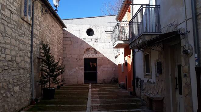 Chiesa San Mercurio Campobasso