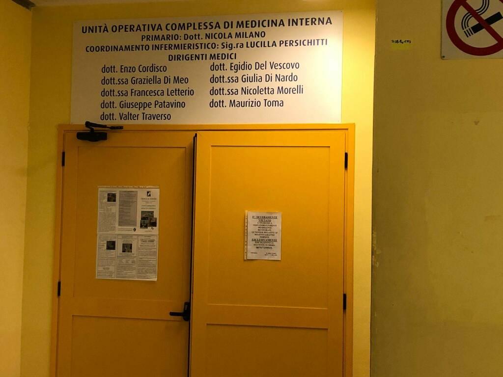 medicina interna ospedale san timoteo