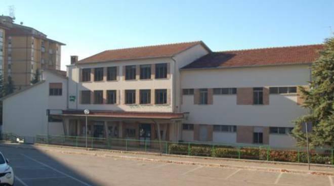 scuola via Crispi Campobasso