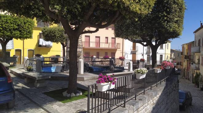 Sant'Elia a Pianisi foto pagina fb Comune