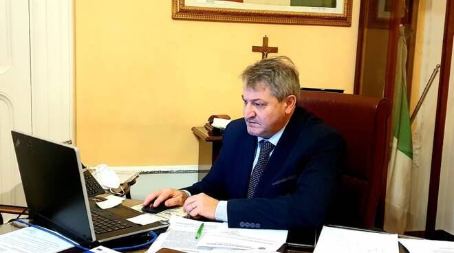 Francesco Roberti presidente Provincia