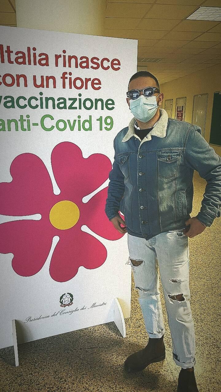Giuseppe Iafigliola vaccino