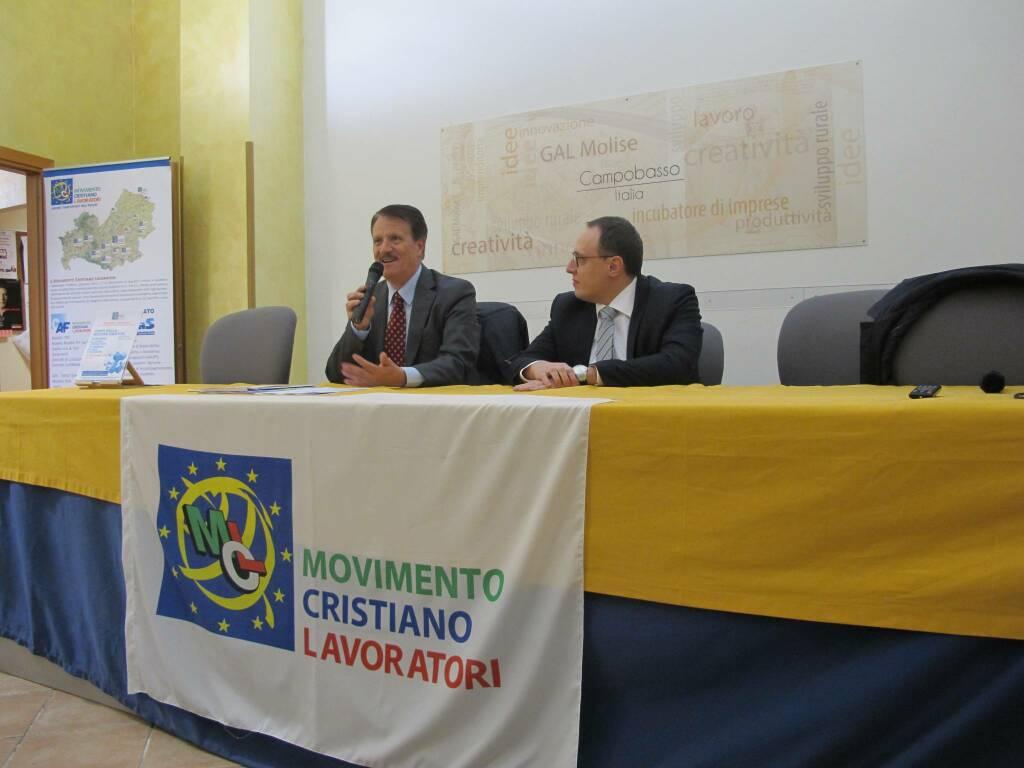 Movimento Cristiano Lavoratori di matteo presidente