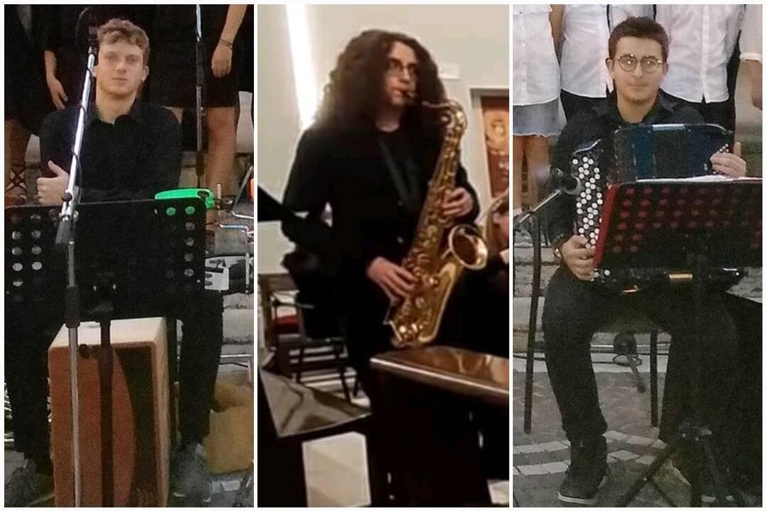 Musicisti madtromatteo di donato gianfelicr