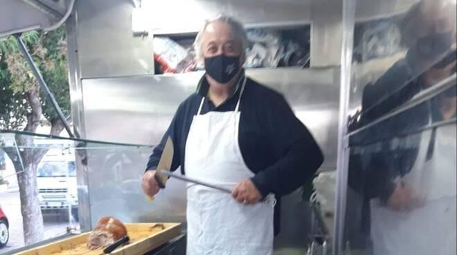 Nicola d'addario porchetta