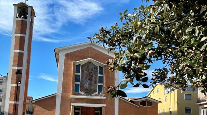 parrocchia san rocco petacciato
