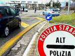 polizia stradale A14
