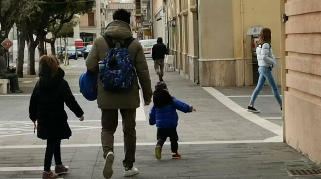 Studenti genitori figli scuola termoli