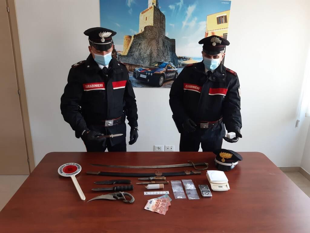 carabinieri droga e armi