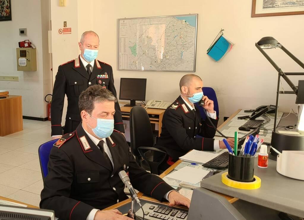 centrale operativa carabinieri
