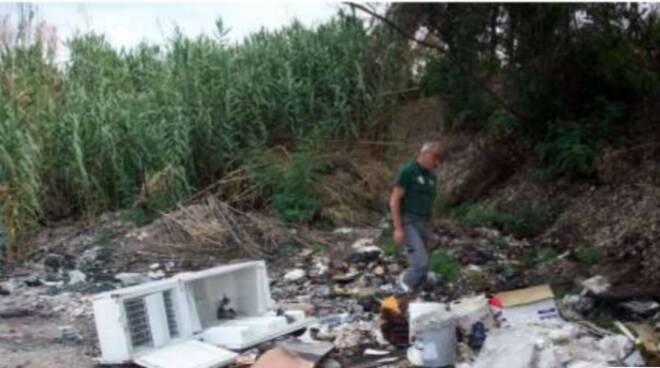 guardie ecologiche discariche termoli