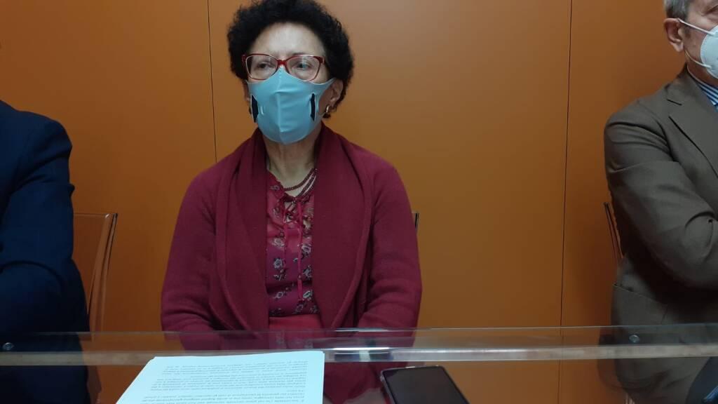 Carolina De Vincenzo presidente ordine medici e odontoiatri