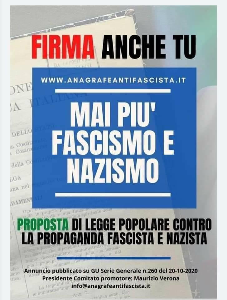 legge fascismo