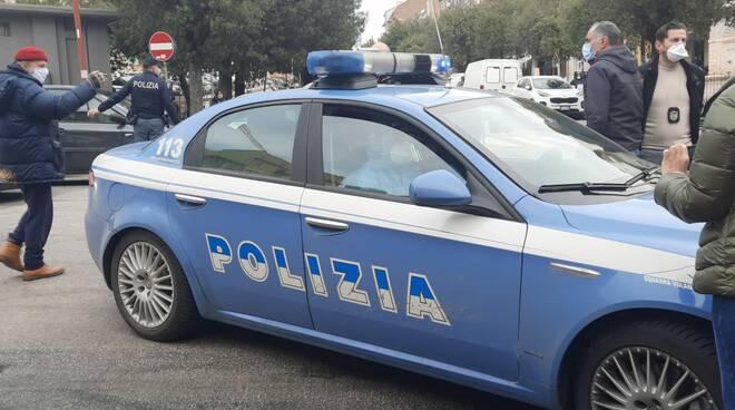 blitz antimafia polizia