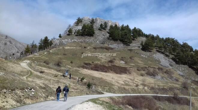 Veduta castello Roccamandolfi