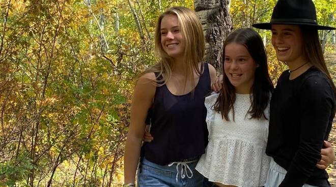 sorelle americane a Frosolone