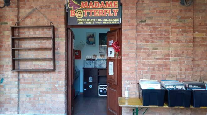 Madame Butterfly negozio dischi piazzetta palombo campobasso