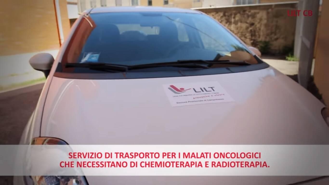 auto lilt pazienti oncologici