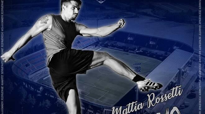 Mattia Rossetti Campobasso Calcio