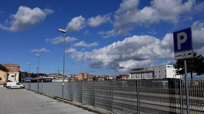 Parcheggio stazione Campobasso