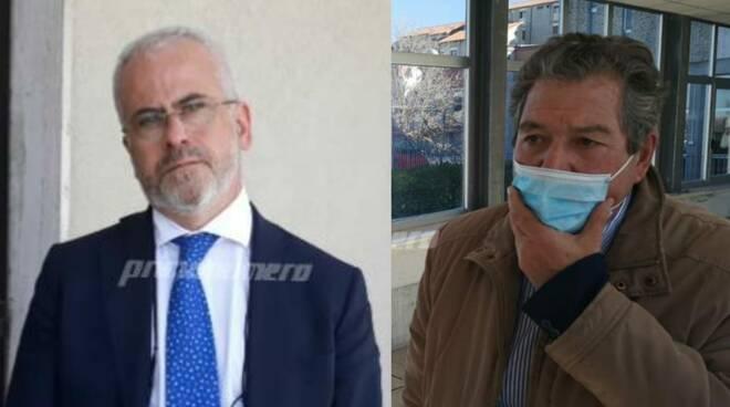 Florenzano e Giustini covid