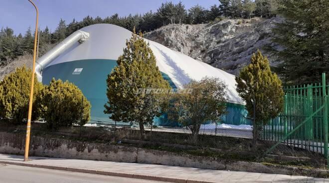 Campobasso Fontanavecchia impianto sportivo pallone
