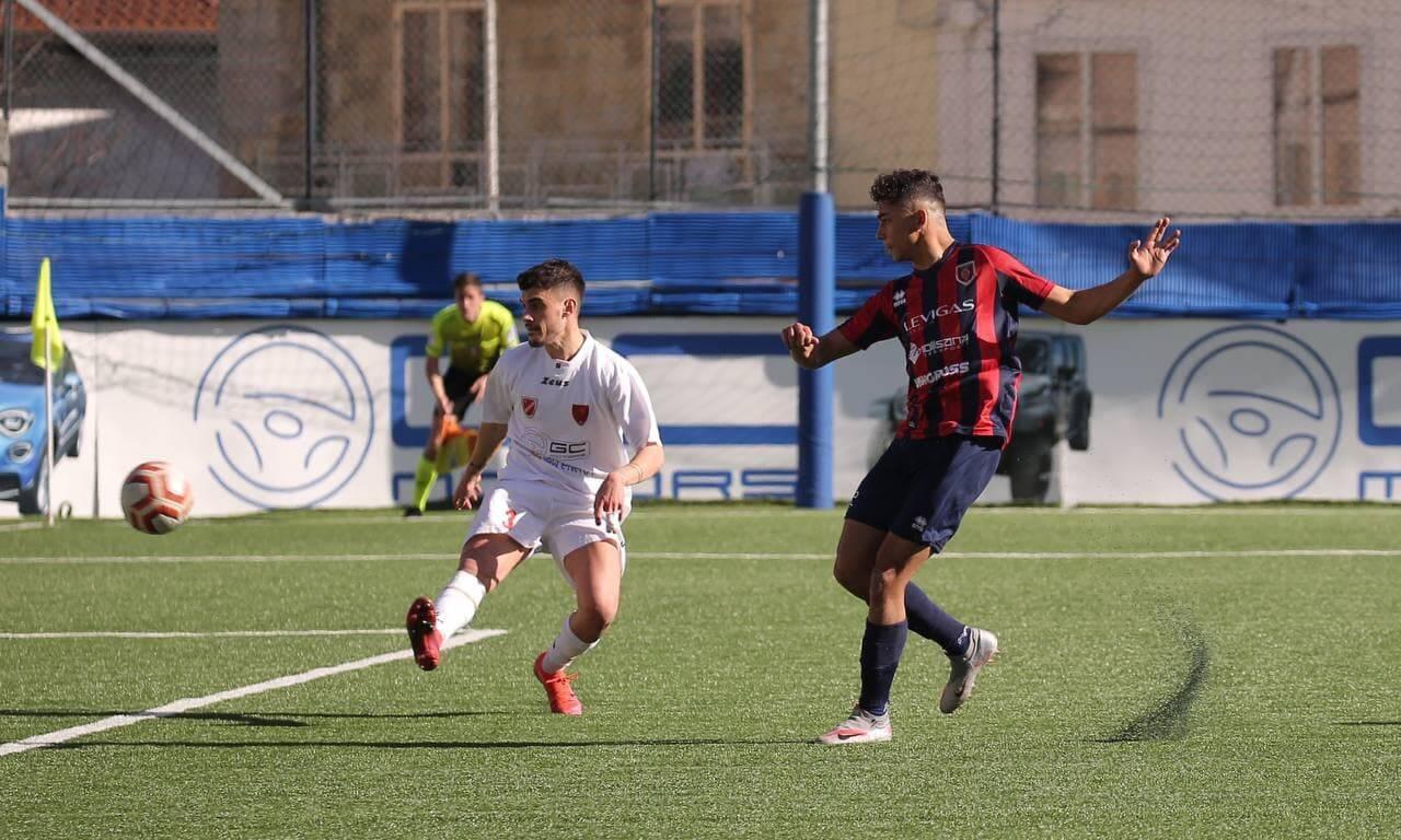Gol Vitali Campobasso Calcio