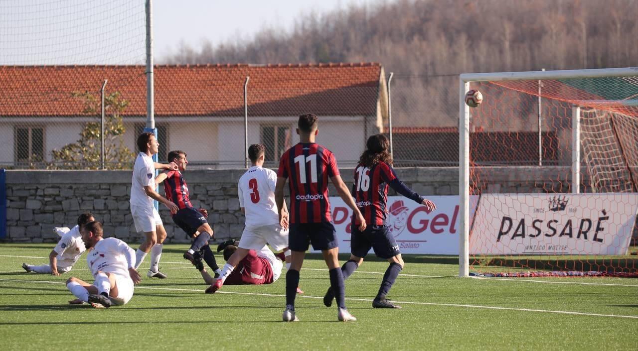 Gol Rossetti Campobasso Calcio